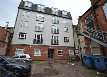 Thumbnail 1 bed flat for sale in Bowling Green Street, Leicester