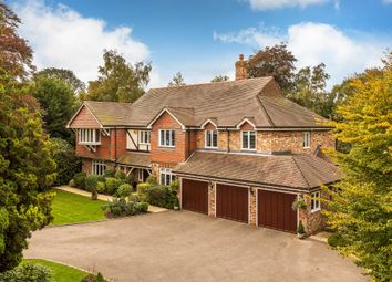 Thumbnail 5 bedroom detached house for sale in Lunghurst Road, Woldingham, Caterham