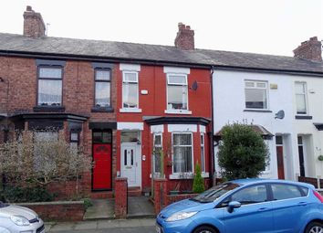 Thumbnail 2 bed terraced house for sale in Princess Road, Prestwich, Prestwich Manchester