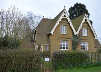 Thumbnail 2 bed cottage to rent in Croxton Lodge Farm Cottage, Branston, Grantham