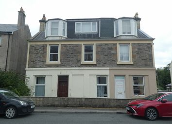 Thumbnail 1 bed flat for sale in Flat 1/2, 70 Ardbeg Road, Rothesay, Isle Of Bute