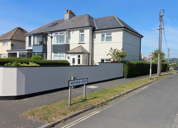Thumbnail 4 bed semi-detached house for sale in Plymbridge Road, Crownhill, Plymouth
