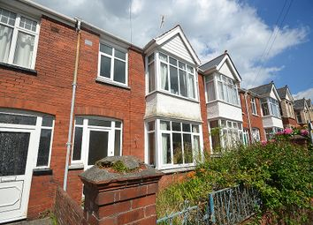 Thumbnail 5 bed town house for sale in Lucas Avenue, Mount Pleasant, Exeter