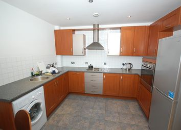Thumbnail 2 bed flat to rent in City South, City Road East, Manchester