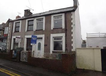 Thumbnail 2 bed semi-detached house for sale in Caeathro, Caernarfon, Gwynedd
