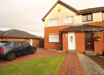 Thumbnail 3 bed semi-detached house to rent in Cannerton Park, Glasgow