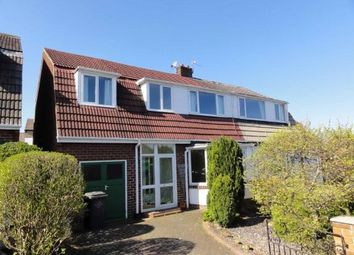 Thumbnail 5 bedroom semi-detached house for sale in Ashdown Avenue, Gilesgate, Durham