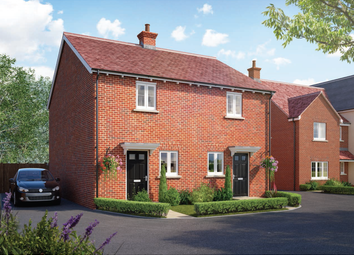 Thumbnail 2 bed semi-detached house for sale in The Tees, Hanwell View, Southam Road, Banbury
