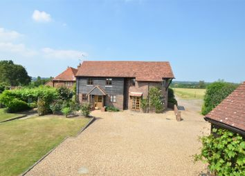 Thumbnail 3 bed detached house for sale in Hunton, Nr Maidstone, Kent