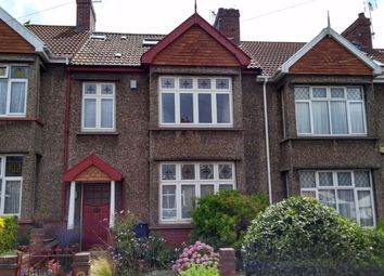 Thumbnail 4 bed terraced house for sale in Norton Road, Knowle, Bristol
