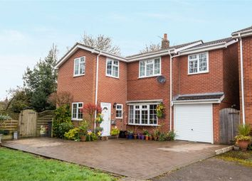 4 bed detached house for sale in Hall Close, Blackfordby, Swadlincote, Leicestershire DE11