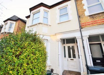 Thumbnail 3 bed flat to rent in Knighton Park Road, London