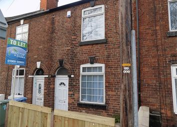 Thumbnail 2 bedroom terraced house to rent in Cheapside, Worksop, Nottinghamshire
