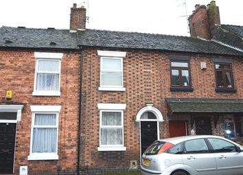 Thumbnail 2 bed terraced house to rent in Brindley Street, Newcastle, Newcastle-Under-Lyme