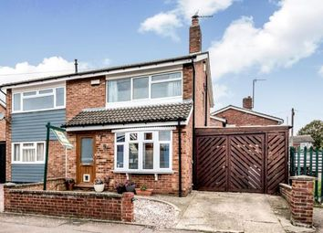 Thumbnail 3 bed semi-detached house for sale in Bents Close, Clapham, Bedford, Bedfordshire