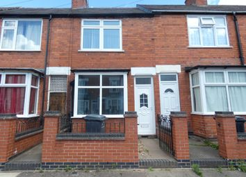 Thumbnail 3 bed terraced house for sale in Turner Road, Humberstone, Leicester