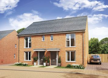 Thumbnail 3 bedroom semi-detached house for sale in The Houghton, Trentham, Stoke-On-Trent