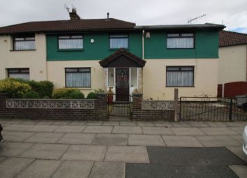 Thumbnail 4 bed semi-detached house for sale in Alderville Road, Walton, Liverpool