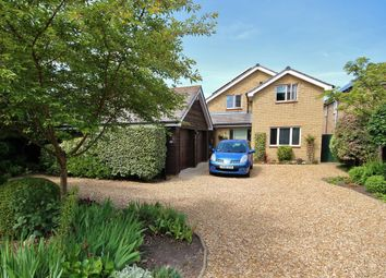 Thumbnail 4 bedroom detached house to rent in Barton Road, Haslingfield, Cambridge