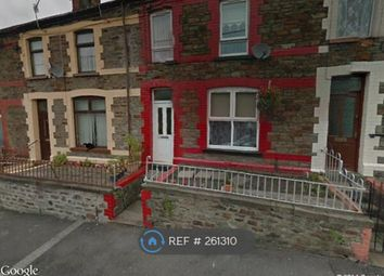 Thumbnail 2 bedroom terraced house to rent in Lewis Terrace, Porth