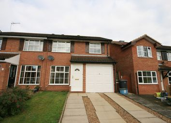 Thumbnail 3 bed semi-detached house to rent in Dairy Close, Brixworth, Northampton