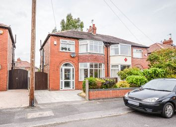 Thumbnail 3 bed semi-detached house to rent in Downs Drive, Timperley, Altrincham