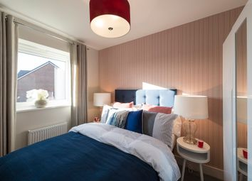 Thumbnail 3 bed semi-detached house for sale in Plot 130 The Houghton Egstow Park, Off Derby Road, Clay Cross, Chesterfield