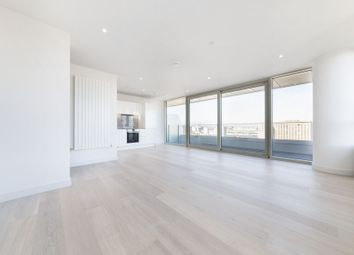 Thumbnail 1 bed flat to rent in Corsair House, 5 Starboard Way, Royal Wharf, London