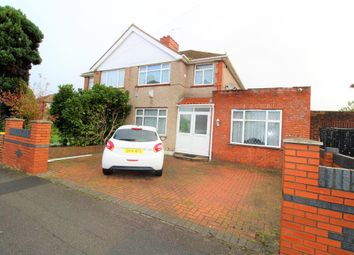 Thumbnail 3 bed semi-detached house to rent in Coronation Road, Hayes