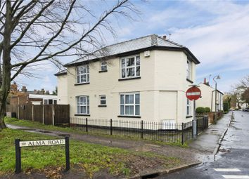Thumbnail 2 bed flat for sale in 1, Alma Road, Esher, Surrey