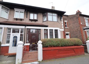 Thumbnail 3 bed semi-detached house for sale in Grasmere Drive, Wallasey