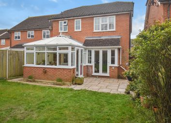 Thumbnail 3 bed detached house for sale in Molloy Road, Shadoxhurst, Ashford
