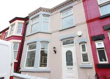 Thumbnail 3 bed terraced house for sale in Chillingham Street, Dingle, Liverpool