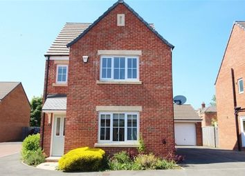 Thumbnail 4 bed detached house to rent in Holme Farm Way, Pontefract