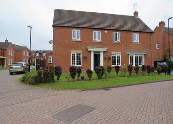 Thumbnail 5 bed detached house to rent in Florin Close, Coventry