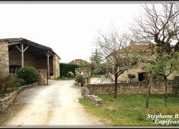Thumbnail 4 bed property for sale in Aquitaine, Lot-Et-Garonne, Thezac