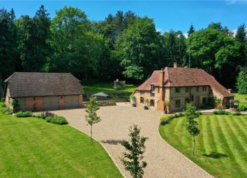 Thumbnail 5 bed detached house for sale in Green Dene, East Horsley, Leatherhead, Surrey