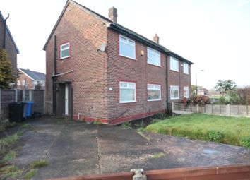 Thumbnail 3 bed semi-detached house to rent in Roedean Gardens, Urmston, Manchester