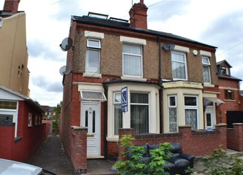 Thumbnail 4 bed semi-detached house for sale in Ena Road, Hillfields, Coventry, West Midlands