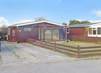 Thumbnail 2 bed detached bungalow for sale in Grace Crescent, Anderby Creek, Skegness