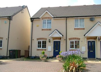 Thumbnail 2 bed property to rent in Beaumont Way, Hampton Hargate, Peterborough