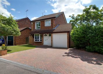 Thumbnail 3 bed detached house for sale in Scott Close, Woodley, Reading, Berkshire