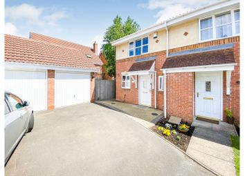 Thumbnail 2 bed end terrace house for sale in Roughley Farm Road, Sutton Coldfield