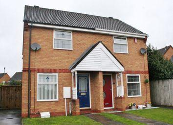Thumbnail 2 bed property to rent in Cornhampton Close, Redditch