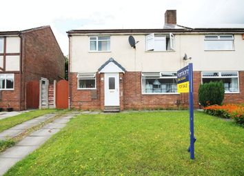 Thumbnail 3 bed semi-detached house for sale in Everest Road, Atherton, Manchester, Greater Manchester.