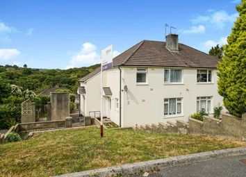 Thumbnail 1 bed flat for sale in Whitleigh, Plymouth, Devon