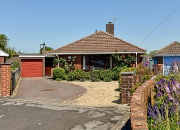 Thumbnail 3 bed detached bungalow for sale in Silchester Close, Andover