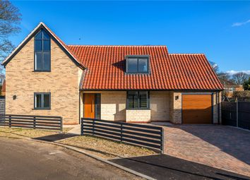 Thumbnail 4 bed detached house for sale in Arnhem Drive, Caythorpe, Grantham