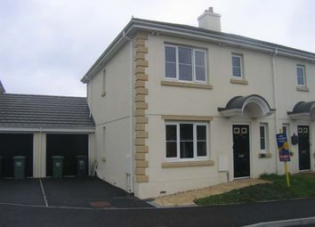 Thumbnail 3 bed property to rent in Meadowbrook, Barnstaple, Devon