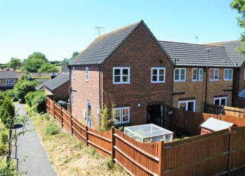 Thumbnail 3 bed end terrace house for sale in Hall Close, Ropsley, Grantham